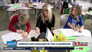COLUMBIAN ELEMENTARY SCHOOL KEEPS KIDS IN ENGAGED
