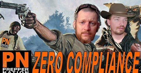In a World of SHTF Zombies We Offer Zero Compliance