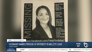 Chula Vista Police: Larry Millete a 'person of interest' in wife's disappearance