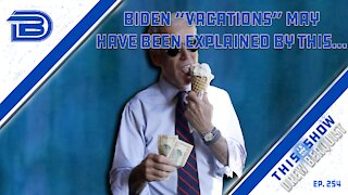 """This Theory On Joe Biden's """"Vacations"""" Makes A Lot Of Sense 
