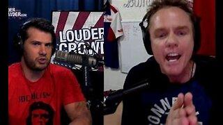 Louder with Crowder: Epic Gun Debate With Christopher Titus