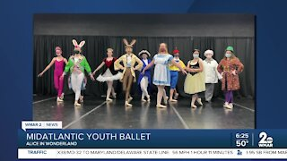 Good Morning Maryland from the MidAtlantic Youth Ballet