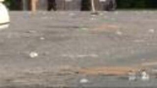 20-year Baltimore Police veteran injured doing police involved shooting early Sunday morning