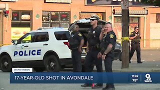 Police investigate Avondale shooting that injured 17-year-old