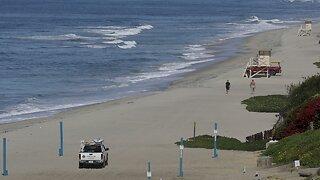 California Orders 'Hard Close' Of Orange County Beaches