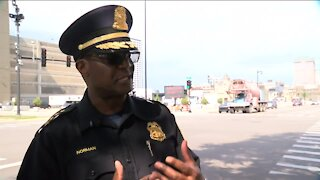Milwaukee's Acting Police Chief responds to Water Street concerns