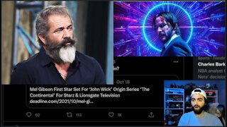 Commies REEEE At The News Of BASED Mel Gibson Joining 'John Wick' Series
