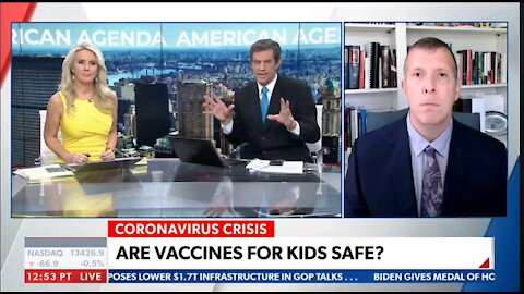 Stop Vaxxing Kids! DHHS Lawsuit Filed by Attorney Thomas Renz