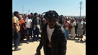SOUTH AFRICA - Durban - Service delivery protest - eNgonyameni - (Video) (s9s)