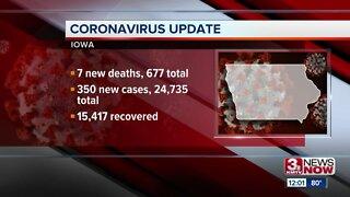 IA Gov. Reynolds Provides Coronavirus Update