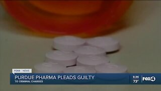 Purdue Pharma pleads guilty