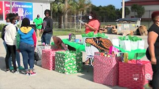 FAMU Alumni collect toy donations for kids in need