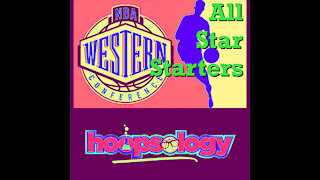 2021 NBA Western Conference All-Stars