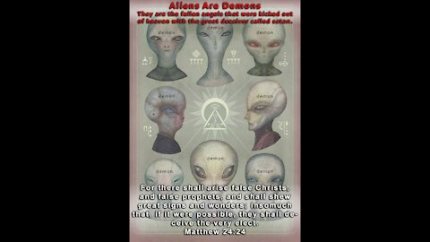 NASA Preparing The World For An Alien Invasion Which is The Acceptance Of Fallen Angels