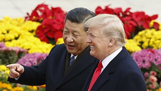 President Trump Says He'll Soon Sign 'Phase 1' Trade Deal With China