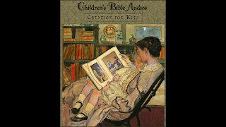 #12 - Creation for Kids (Genesis 1-2) (children's Bible audios - stories for kids)