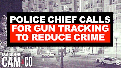 Police Chief Calls For Gun Tracking To Cut Down On Crime