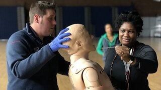 Medics Answer Call For Volunteers During Coronavirus Pandemic