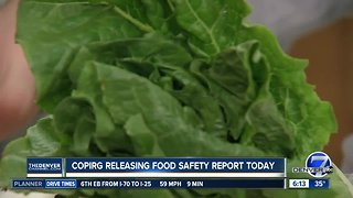 CoPIRG wants improvements to food safety system