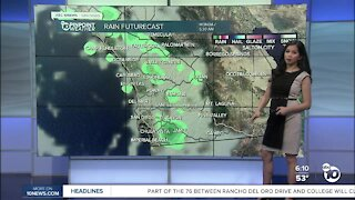 ABC 10News Pinpoint Weather for Sun. Mar. 7, 2021