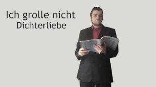 Ich grolle nicht - Dichterliebe - Robert Schumann