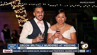 Groom dies in fight at wedding reception