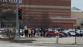Person in critical condition after shooting incident at Westroads Mall