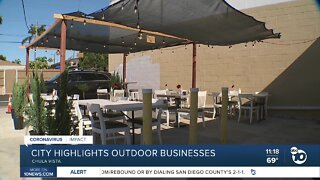 Chula Vista highlights business moving services outdoors