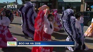 WATCH: BooHaha Parade on Brookside