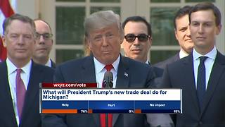 What's new in the US, Canada and Mexico trade deal?