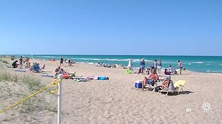 Martin County sheriff says beach restrictions meant to keep local residents safe