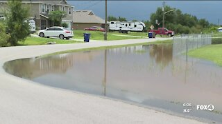 New construction could be leading to more floods across Lee County