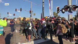 La Mesa protest calls for social justice