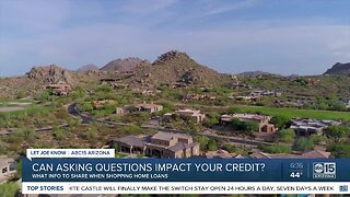 Can asking questions impact your credit?