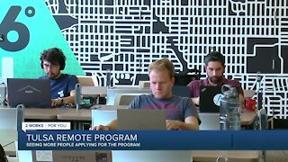 Tulsa Remote sees major increase in applications during pandemic