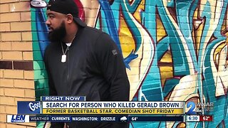 Legendary basketball player, comedian killed in Baltimore