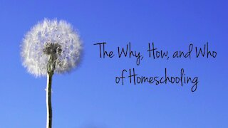 What do you really need to teach at home?