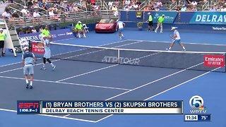 Delray Beach Open Finals