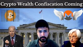 Crypto Wealth Confiscation Coming - Freedom Coins To Go Nuclear