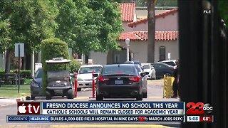 Catholic schools to remain closed
