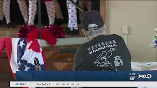 Cape Coral veterans celebrated
