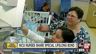 Johns Hopkins nurses share remarkable lifelong bond