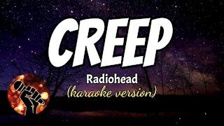 CREEP - RADIOHEAD (karaoke version)