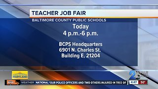 Baltimore County Public Schools looking for teachers