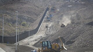 Trump Administration Waives Federal Laws For Border Wall Construction