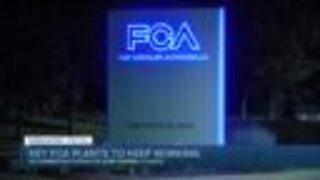 Key FCA plants to keep working through usual summer shutdown