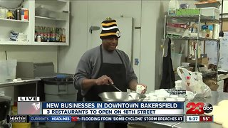 New BBQ restaurant opens in Downtown Bakersfield