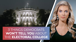 3 things Democrats won't tell you about the Electoral College