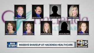 Massive leadership shakeup at Hacienda HealthCare