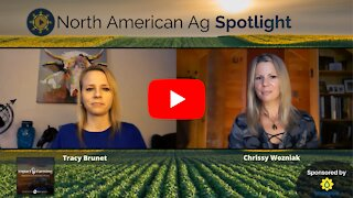 Ag Spotlight with Tracy Brunet of the Impact Farming Podcast